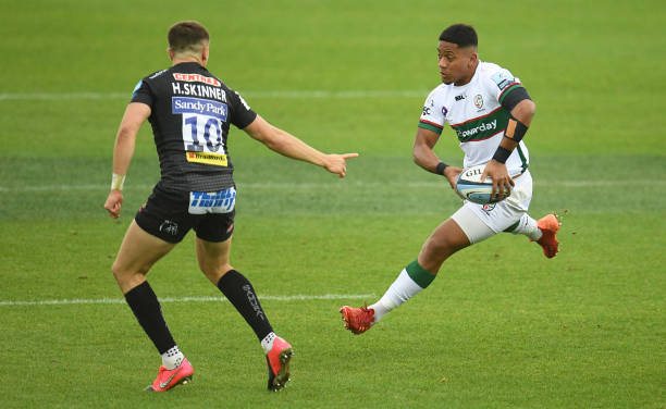 GBR: Exeter Chiefs v London Irish - Gallagher Premiership Rugby