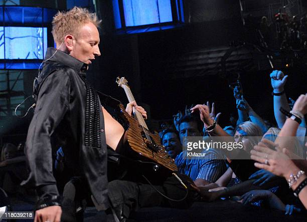 Phil Collen of Def Leppard during 2006 VH1 Rock Honors - Show at Mandalay Bay Hotel and Casino in Las Vegas, Nevada, United States.
