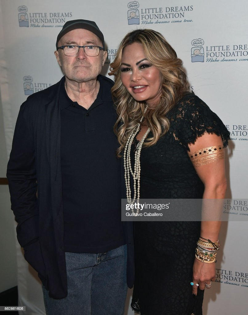 Little Dreams Foundation Gala Press Conference : News Photo