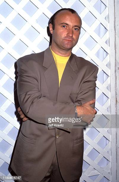 Phil Collins at the 1990 MTV Video Music Awards at in Los Angeles California