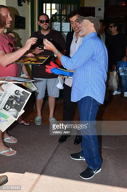 Phil Collins is sighted on May 17 2015 in Miami Beach Florida