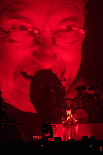 GBR: Genesis Perform At The The SSE Hydro, Glasgow
