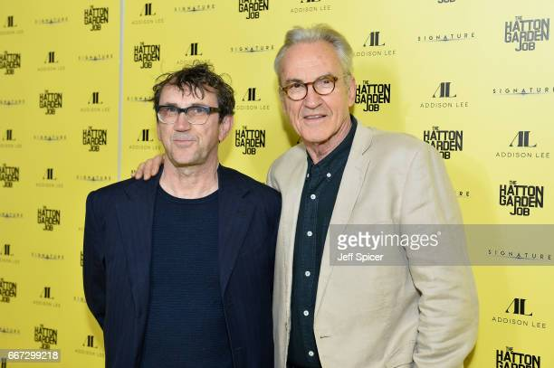 Phil Daniels And Larry Lamb Attend The Hatton Garden Job World Premiere At Curzon Soho