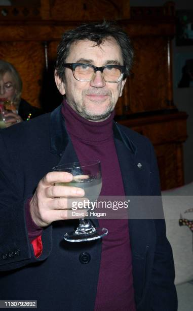 Phil Daniels attends the after show party following the opening night of Only Fools and Horses The Musical at Theatre Royal Haymarket on February 19...