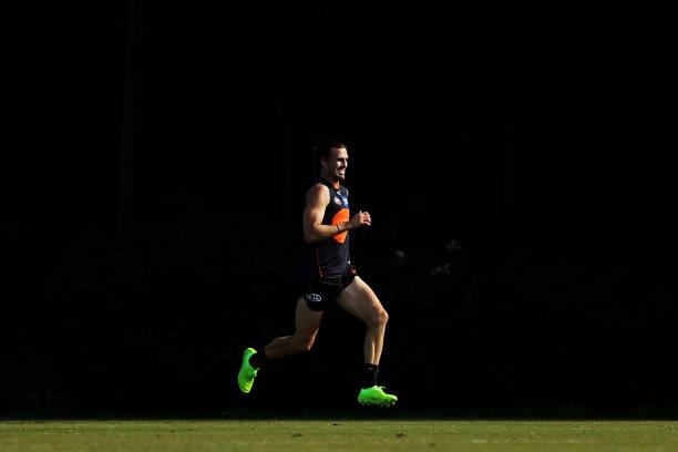 AUS: GWS Giants Training Session