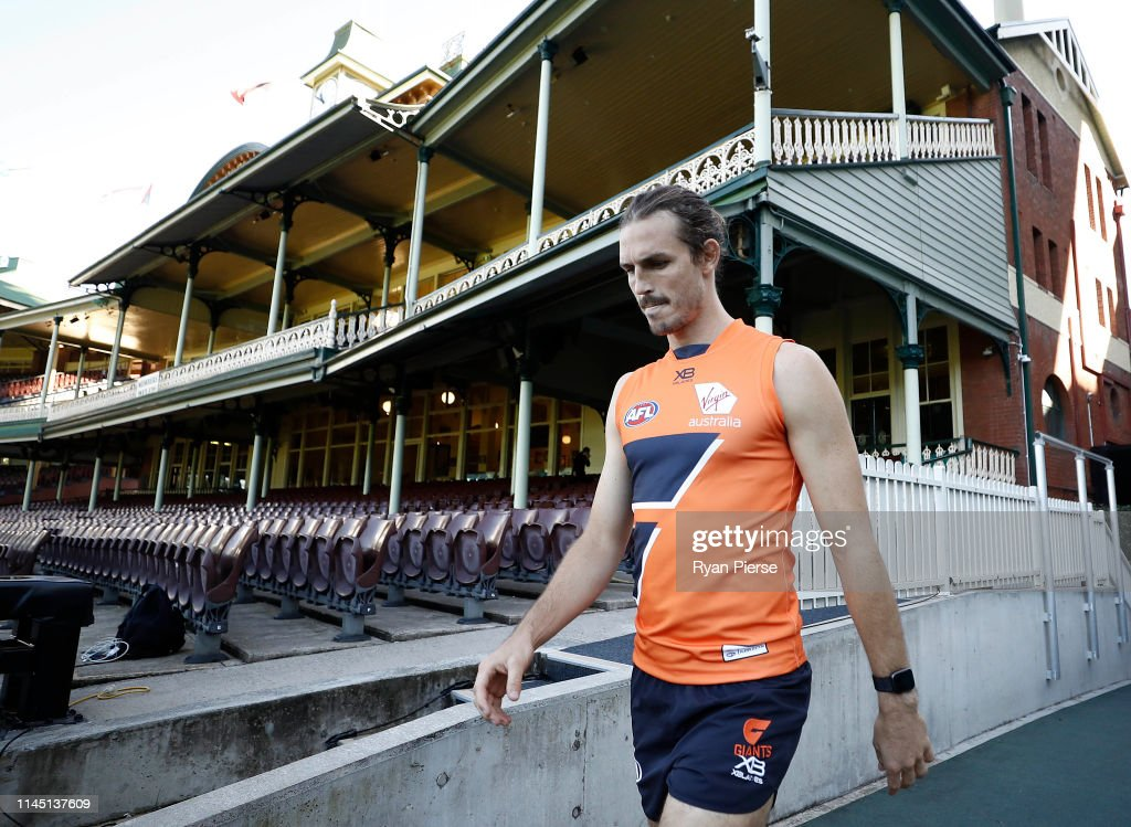 AUS: GWS Giants Training Session