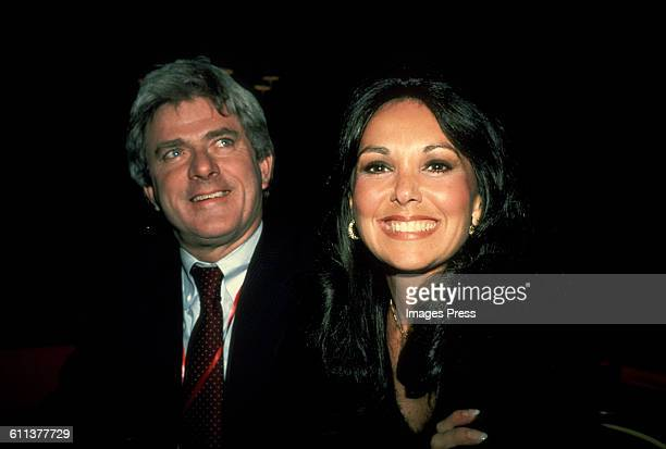 Phil Donahue and Marlo Thomas circa 1979 in New York City