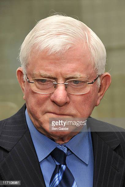 Phil Donahue attends the 2011 Jefferson Awards for Public Service at Le Cirque on June 22 2011 in New York City