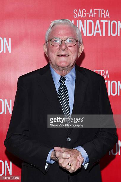 Phil Donahue attends The Grand Opening Of SAG-AFTRA Foundation's Robin Williams Center at SAG-AFTRA Foundation Robin Williams Center on October 5,...
