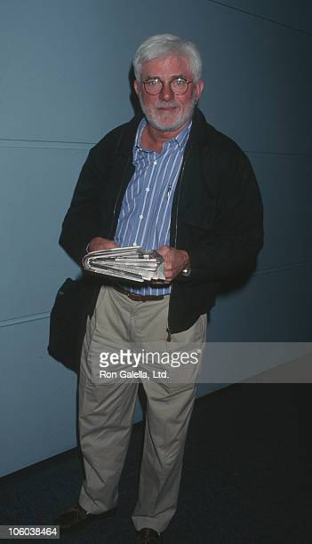 Phil Donahue during Phil Donahue Sighted at Los Angeles International Airport March 7 1997 at Los Angels International Airport in Los Angeles...