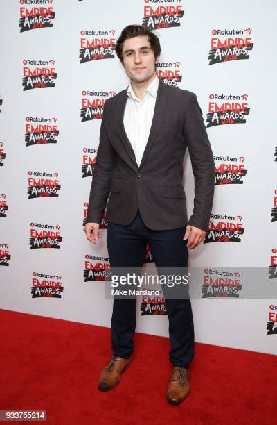 Phil Dunster attends the Rakuten TV EMPIRE Awards 2018 at The Roundhouse on March 18 2018 in London England