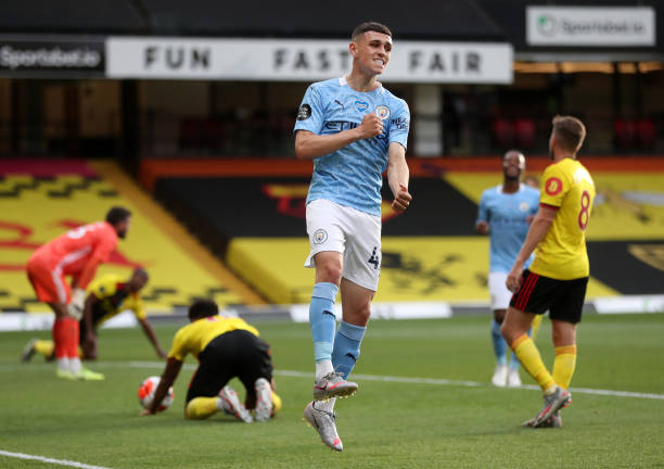 GBR: Watford FC v Manchester City - Premier League