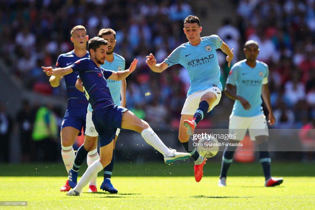 Manchester City v Chelsea - FA Community Shield : News Photo