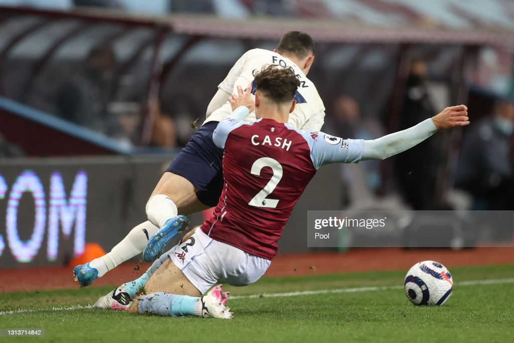 Aston Villa v Manchester City - Premier League : ニュース写真