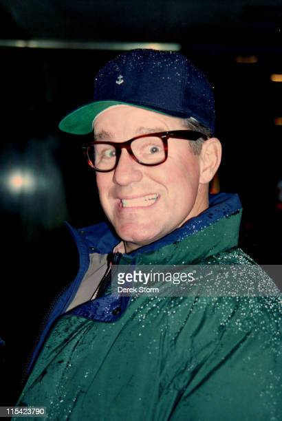 Phil Hartman during Phil Hartman sighting in Rockefeller Center February 10 1994 at Rockefeller Center in New York City New York United States