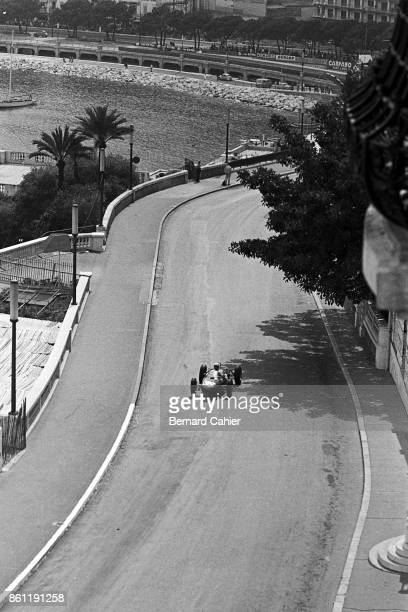 Phil Hill Ferrari 156 Sharknose Grand Prix of Monaco Circuit de Monaco 03 June 1962