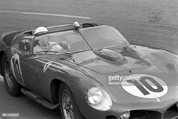 Phil Hill Ferrari 250 Testa Rossa 61 24 Hours of Le Mans Le Mans 06 November 1961