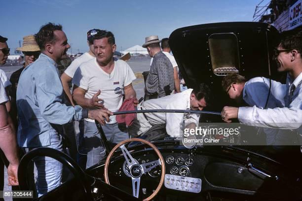 Phil Hill Shelby Cobra 12 Hours of Sebring Sebring International Raceway 23 March 1963