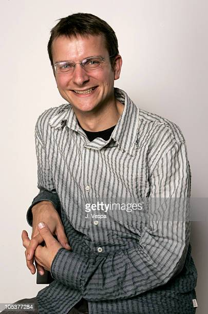 Phil Hunt producer during 2004 AFI Film Festival 'Rabbit on the Moon' Portraits at The Arclight in Los Angeles California United States