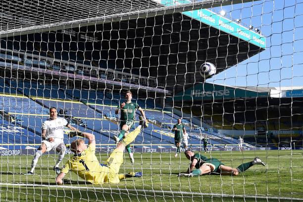 GBR: Leeds United v Sheffield United - Premier League