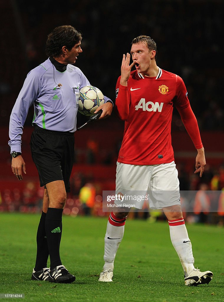 Manchester United FC v FC Basel 1893 - UEFA Champions League : News Photo