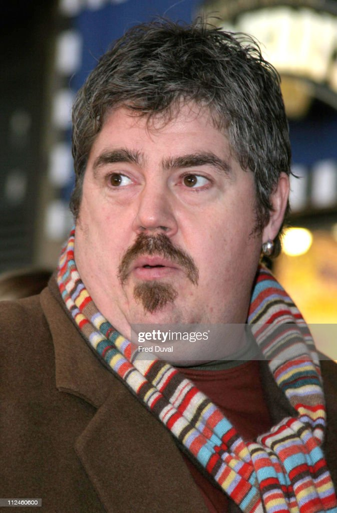 Phil Jupitus during 'The Incredibles' London Premiere at Empire Leicester Square in London, United Kingdom.