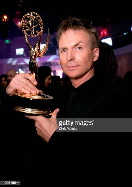 Phil Keoghan during TV Guide Emmy After Party Inside at Social in Los Angeles California United States