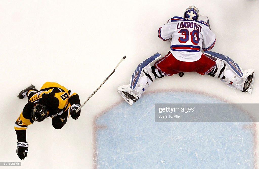New York Rangers v Pittsburgh Penguins - Game Two