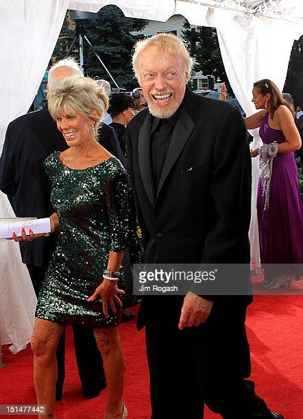 Phil Knight laughs before the Basketball Hall of Fame Enshrinement Ceremony at Symphony Hall on September 7 2012 in Springfield Massachusetts
