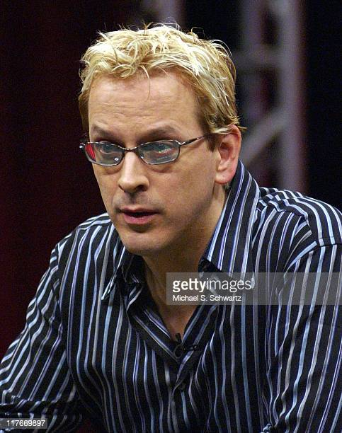 Phil Laak during Poker Royale: Comedians vs The Pros - Day 2 in Los Angeles, California, United States.