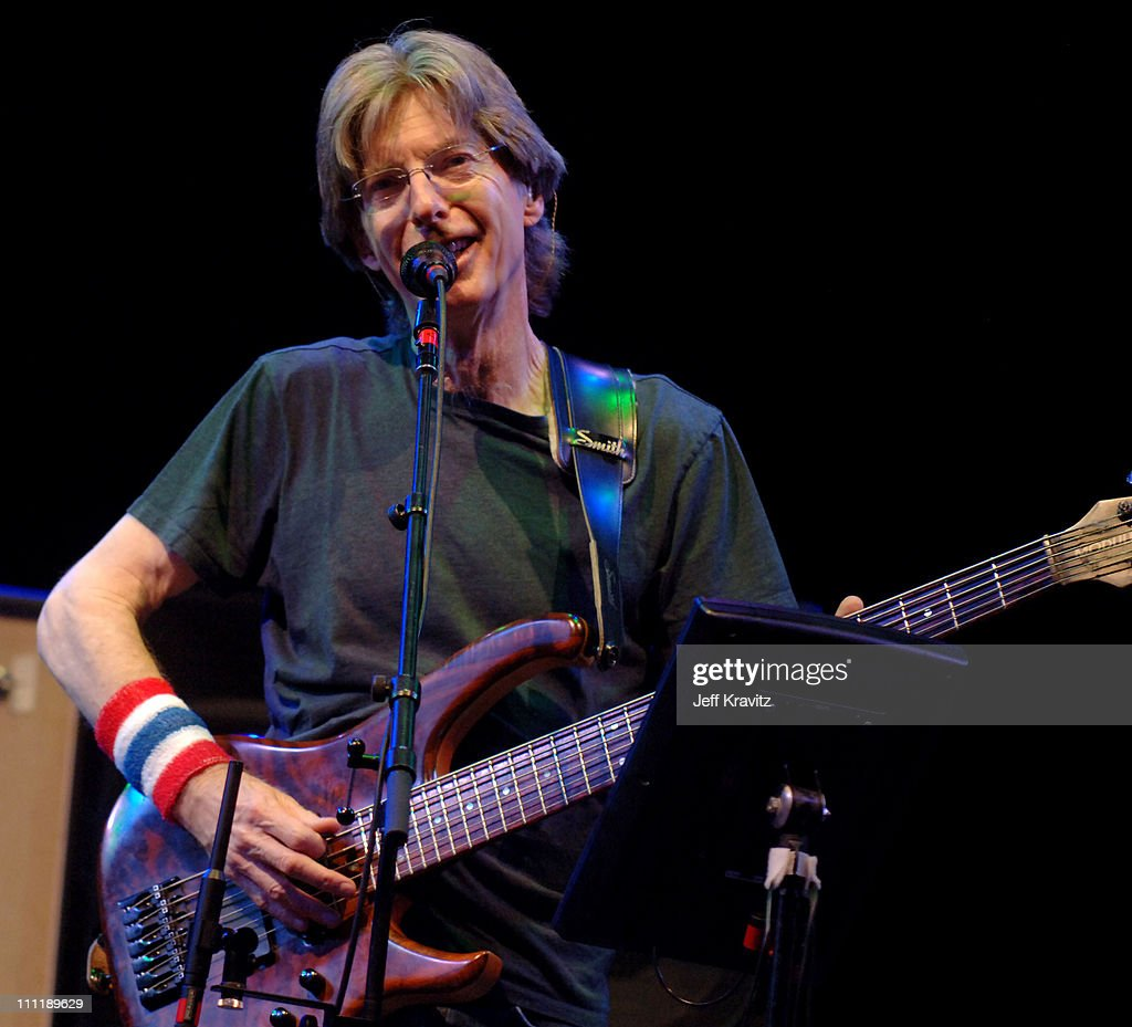 Phil Lesh and Friends during Bonnaroo 2006 - Day 3 - Phil Lesh and Friends at What Stage in Manchester, Tennessee, United States.