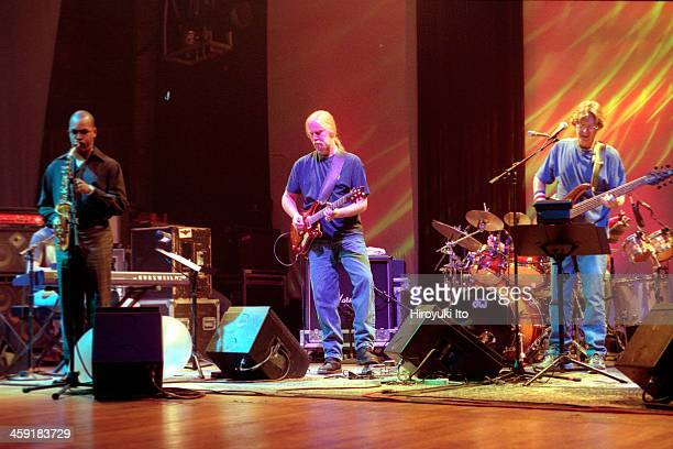 Phil Lesh and Friends performing at Beacon Theater on Sunday night October 15 2000This imageFrom left Greg Osby Jimmy Herring and Phil Lesh