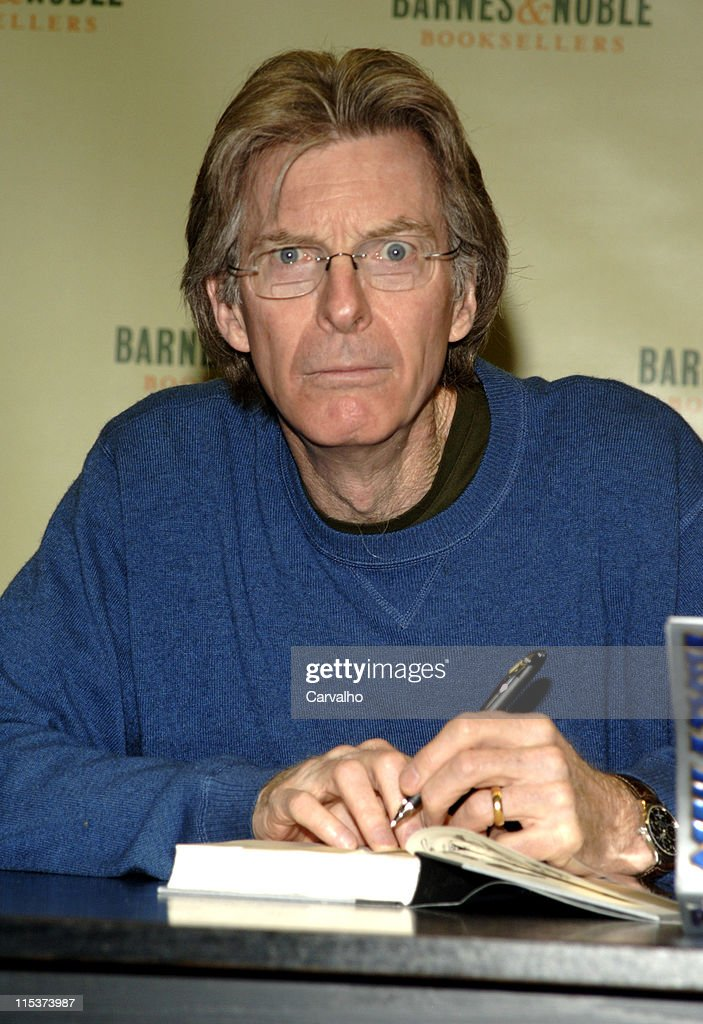 Phil Lesh, bassist for the Grateful Dead during Phil Lesh Signs His Book 'Searching for the Sound: My Life with The Grateful Dead' at Barnes & Noble in New York City - April 27, 2005 at Barnes & Noble - Rockefeller Plaza in New York City, New York, United States.