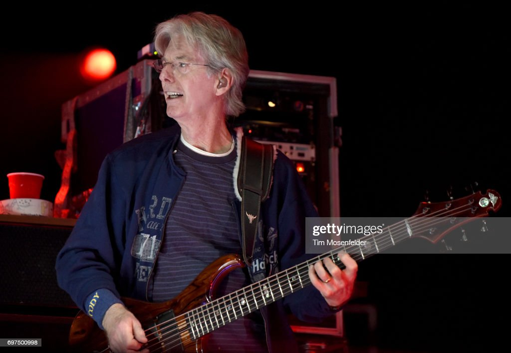 Phil Lesh of Phil Lesh & The Terrapin Family Band performs during the Monterey International Pop Festival 2017 at Monterey County Fairgrounds on June 18, 2017 in Monterey, California.