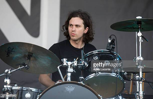 Phil MacIsaac from Alvvays performs at Northside Festival Day 3 on June 13 2015 in the Brooklyn borough of New York City