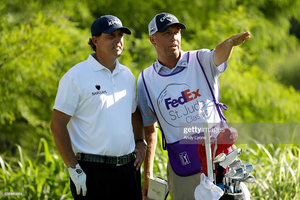FedEx St. Jude Classic - Round One : News Photo