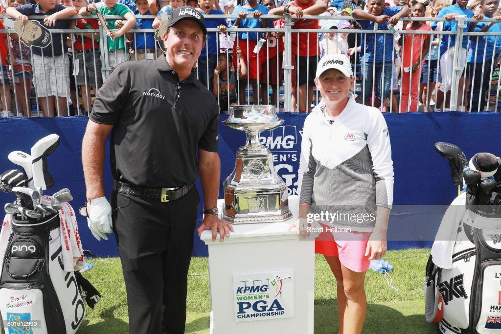 2017 KPMG Women's PGA Championship-Previews : News Photo