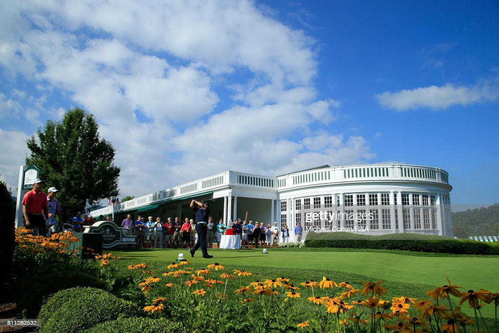 Open Series Qualifying - The Greenbrier Classic : News Photo