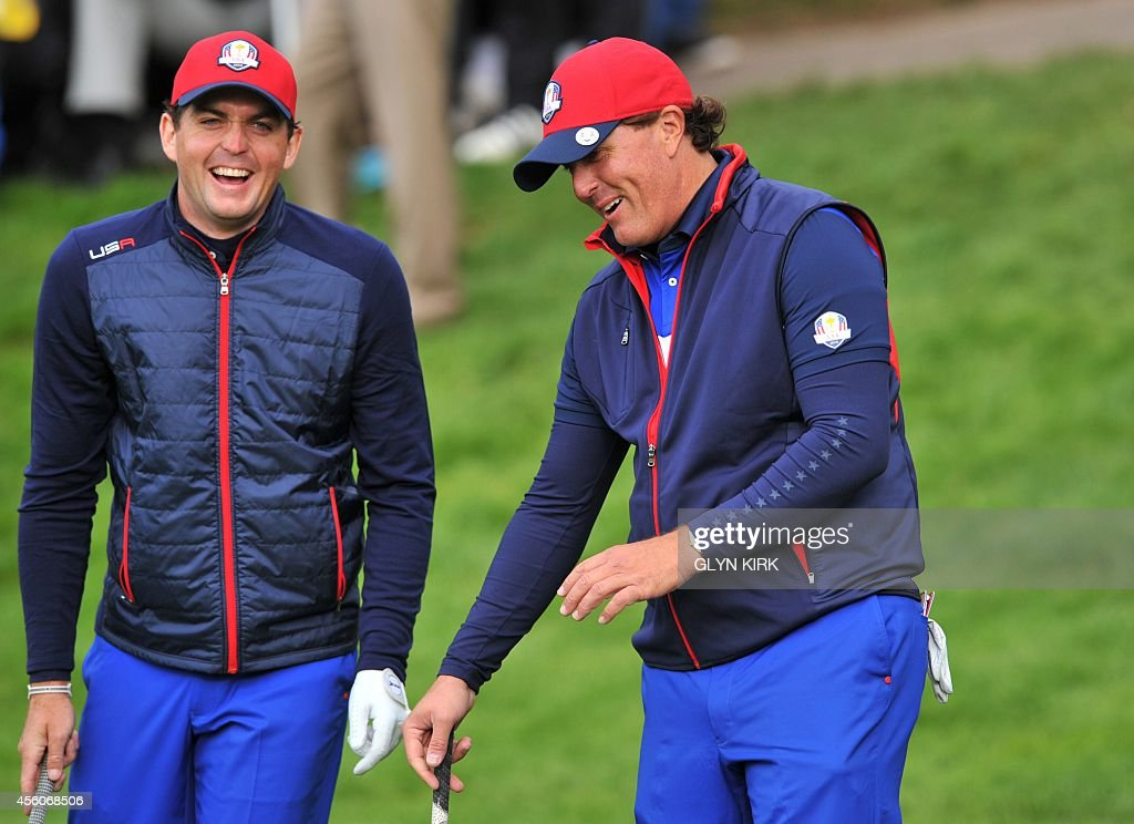 GOLF-RYDER : News Photo