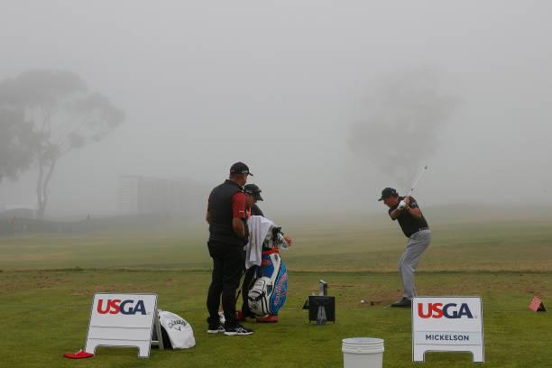 CA: U.S. Open - Round One