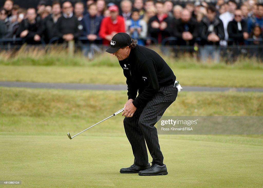 144th Open Championship - Final Round : News Photo