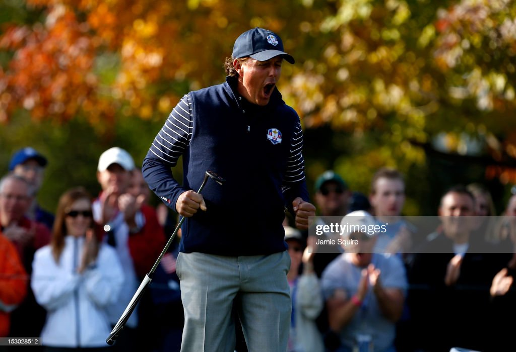 Ryder Cup - Day Two Foursomes : News Photo