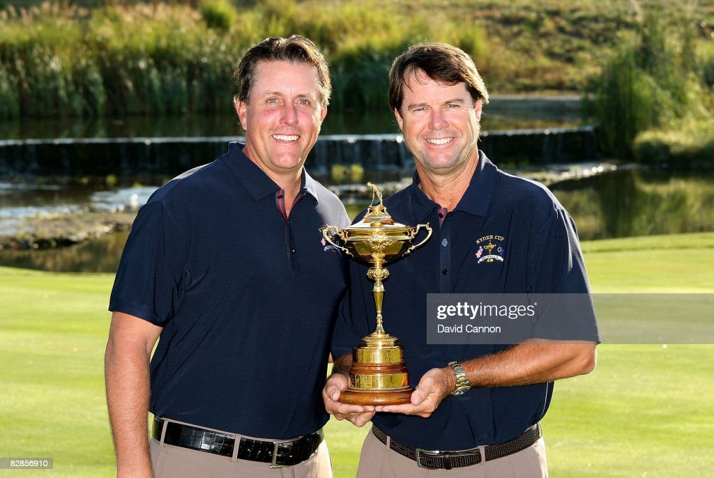 2008 Ryder Cup  Previews - Day 4 : News Photo