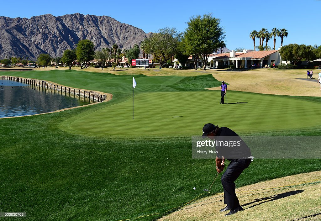 CareerBuilder Challenge In Partnership With The Clinton Foundation - Final Round : News Photo