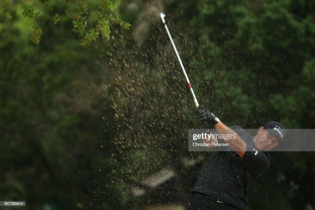 World Golf Championships-Dell Match Play - Round Three : ニュース写真