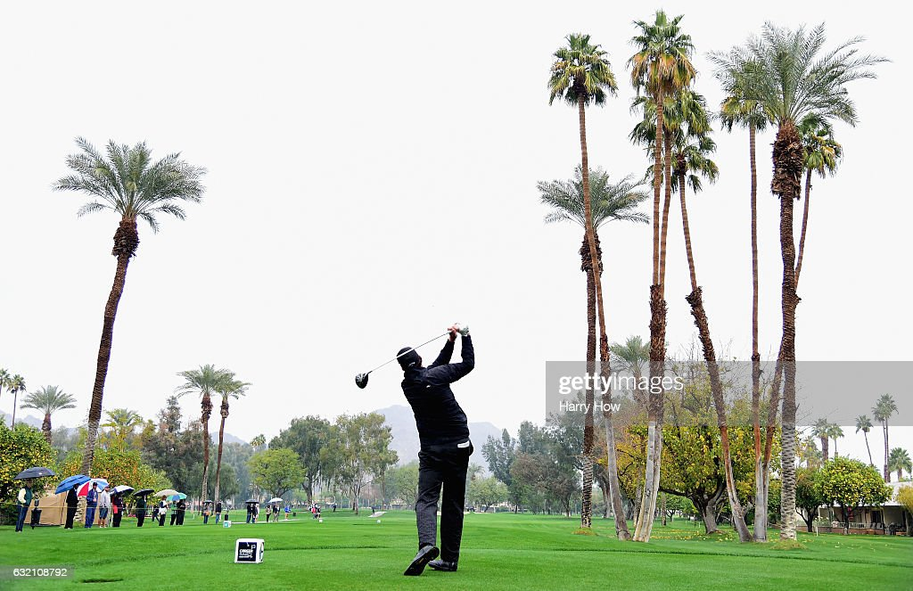 CareerBuilder Challenge In Partnership With The Clinton Foundation - Round One : News Photo