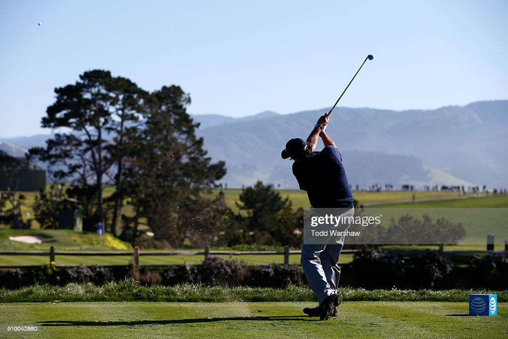 AT&T Pebble Beach National Pro-Am - Round Three : News Photo