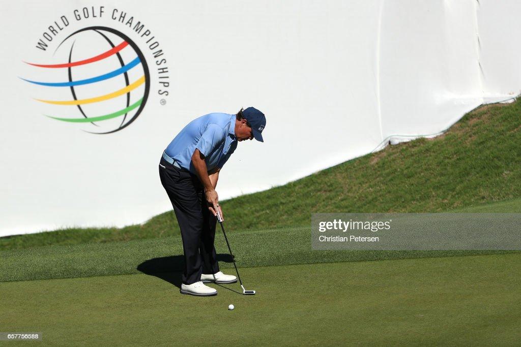 World Golf Championships-Dell Match Play - Round Five : News Photo