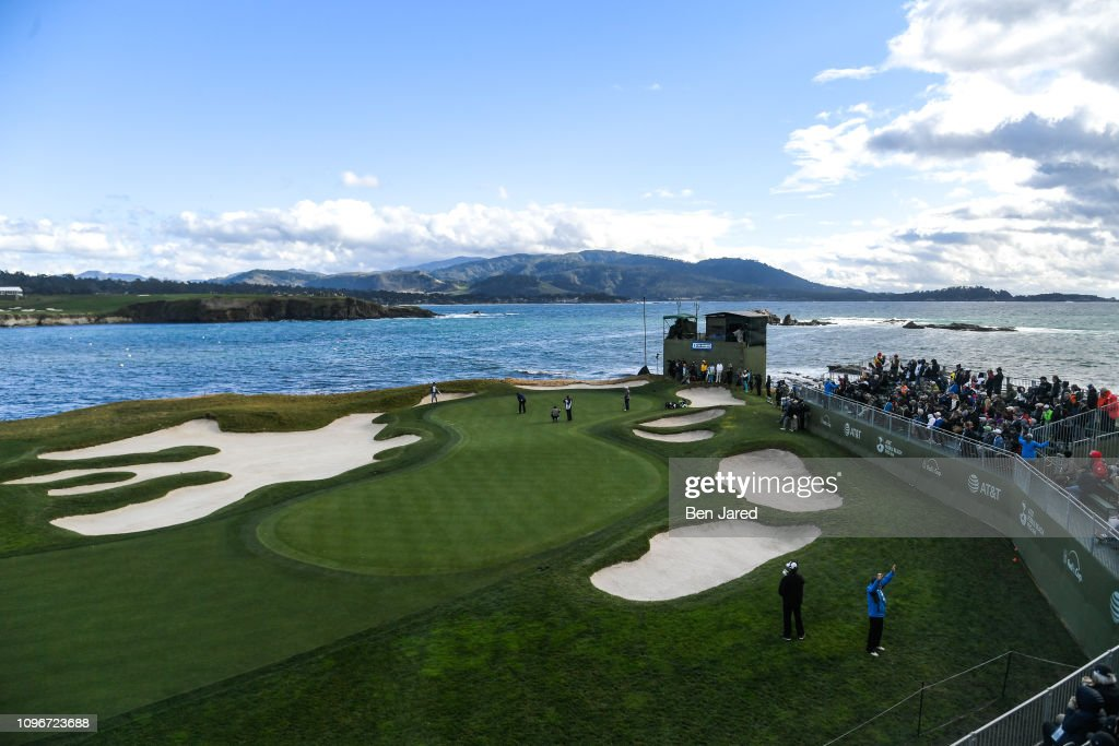 AT&T Pebble Beach Pro-Am - Round Three : News Photo