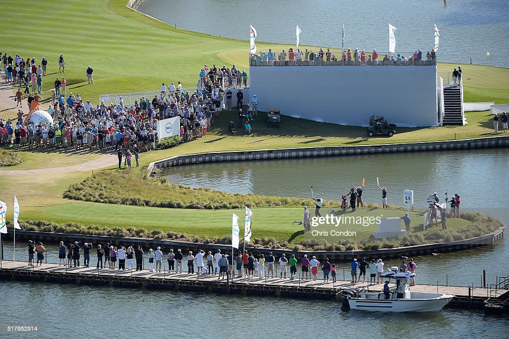 World Golf Championships - Dell Match Play - Round Three : News Photo